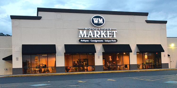 Woodstock Market Acworth Georgia Ga